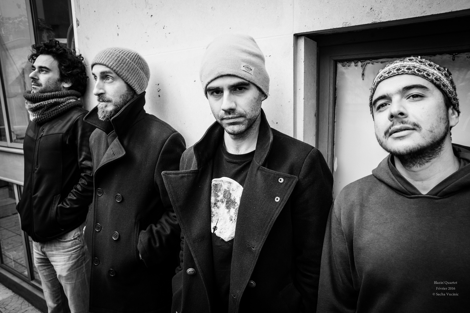 Blazin' Quartet
