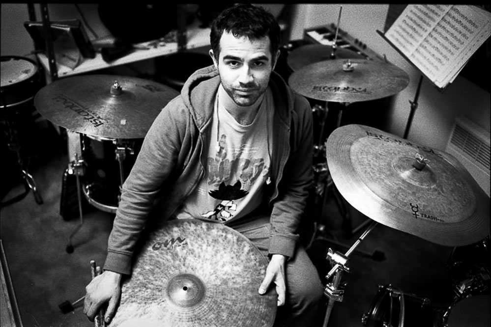 Srdjan Ivanovic Drums